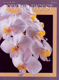 Journal: Orchid Digest, Phalaenopsis